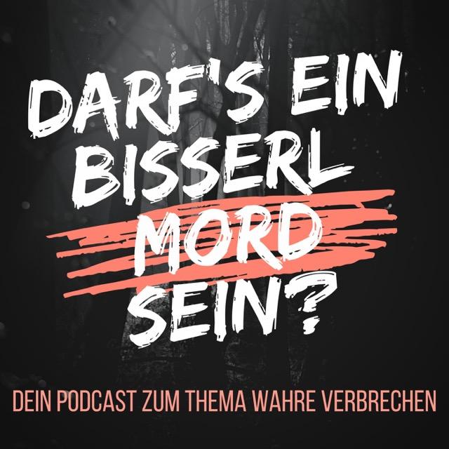 Podcast Darf's ein bisserl Mord sein? Cover