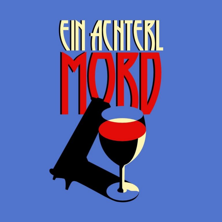 Podcast Ein Achterl Mord Cover