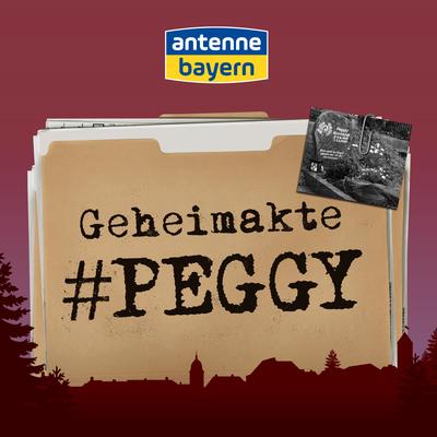 Podcast-Fall Geheimakte: Peggy (15 Folgen) Cover