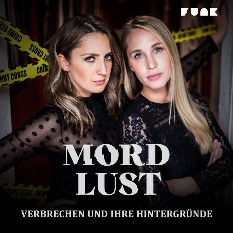 Podcast Mordlust Cover