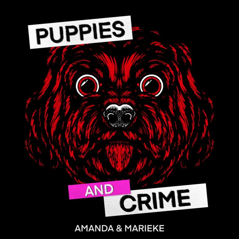 Podcast Puppies and Crime Cover
