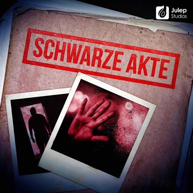 Podcast Schwarze Akte – True Crime Cover
