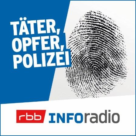 Podcast Täter, Opfer, Polizei – für immer verschwunden? Cover