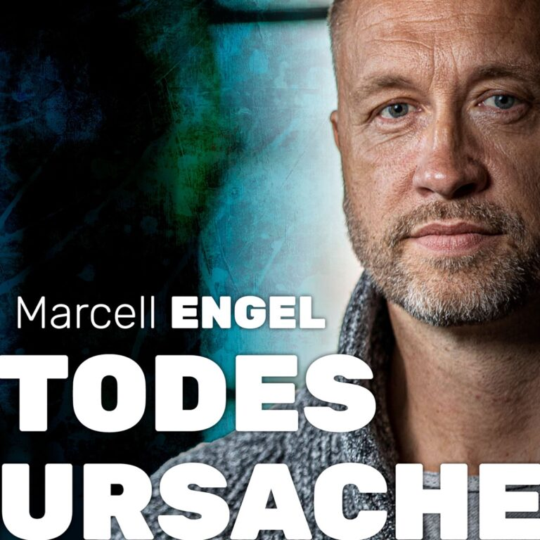 Podcast TODESURSACHE Cover