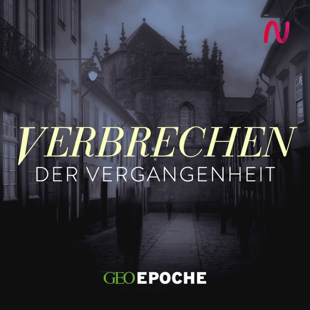 Podcast Verbrechen der Vergangenheit Cover