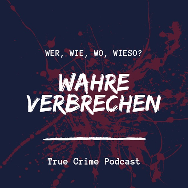 Podcast Wahre Verbrechen Cover
