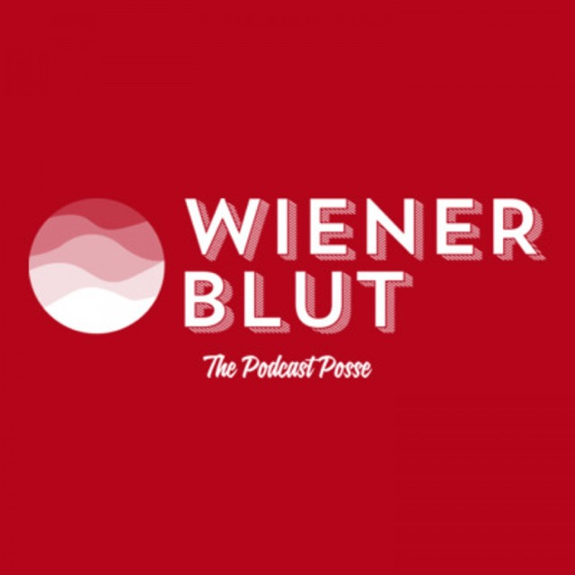 Podcast Wiener Blut Cover