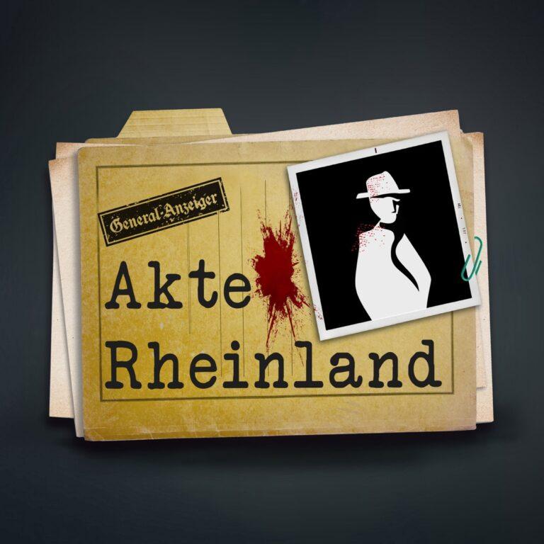 Podcast Akte Rheinland Cover