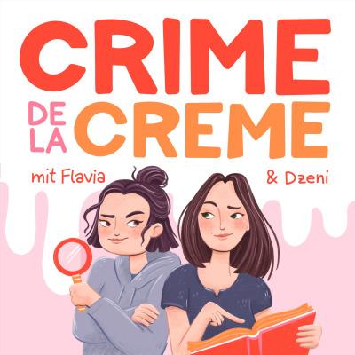 Podcast Crime de la Creme Cover