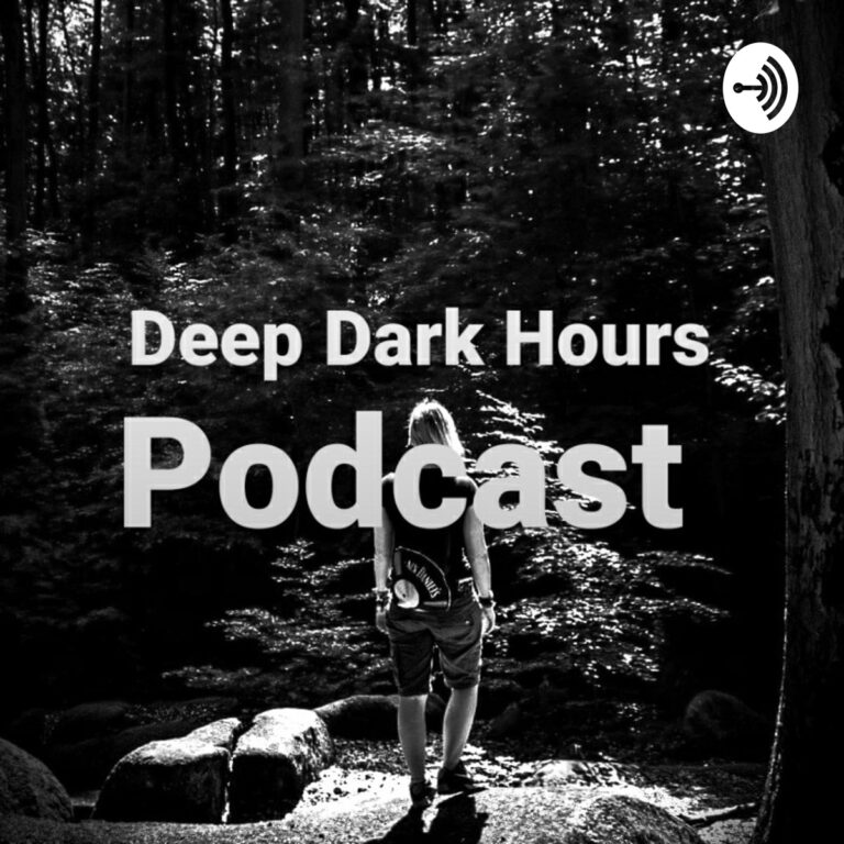 Podcast Deep Dark Hours Cover