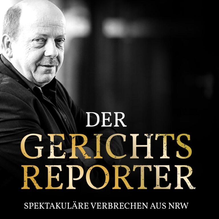 Podcast Der Gerichtsreporter Cover