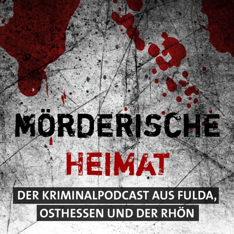Podcast MÖRDERISCHE HEIMAT Cover