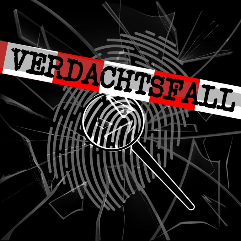 Podcast Verdachtsfall Cover